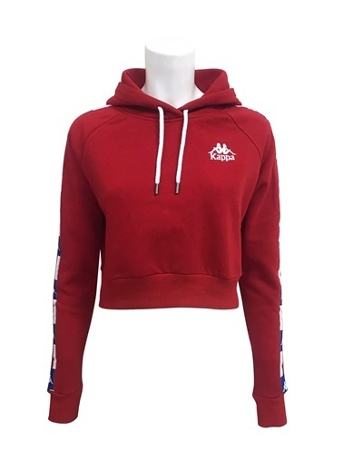 Kappa Sweatshirt Bordo